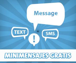 mini mensaje gratis