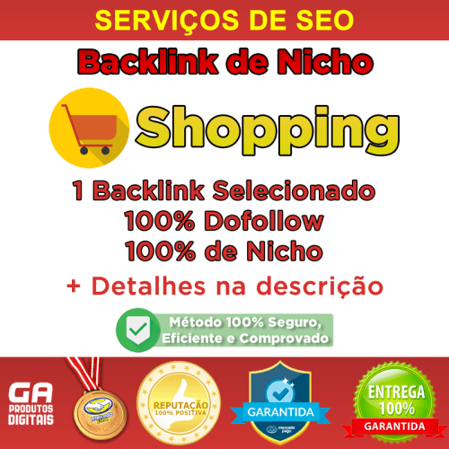 Backlink Nicho Shopping Dofollow Guest Post Seo