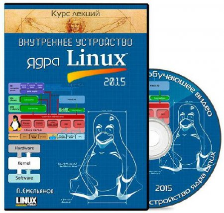 Курс лекций - Внутреннее устройство ядра Linux. Обучающее видео (2015)