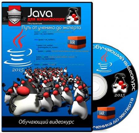 Java для начинающих. Путь от ученика до эксперта (2015) Видеокурс