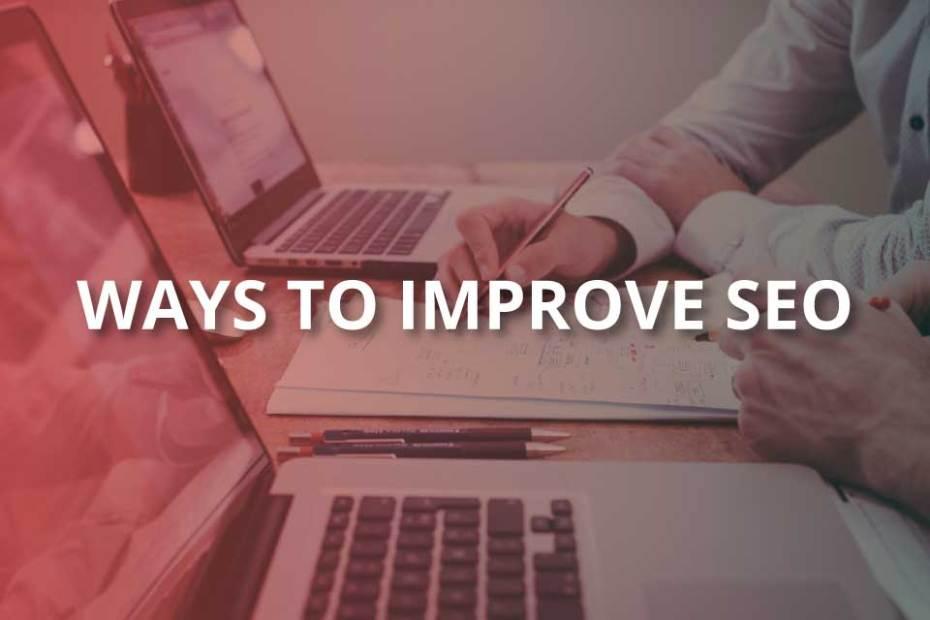 ways to improve seo