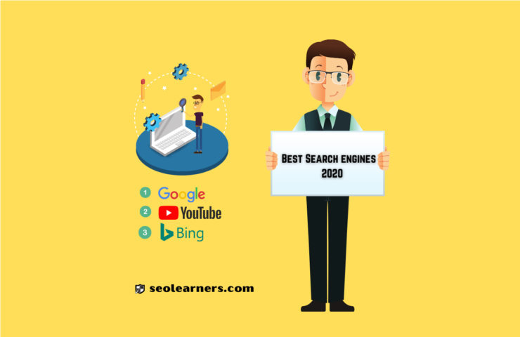 You are currently viewing How many Search Engines are there? Best search engines 2020?