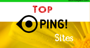 pinging sites