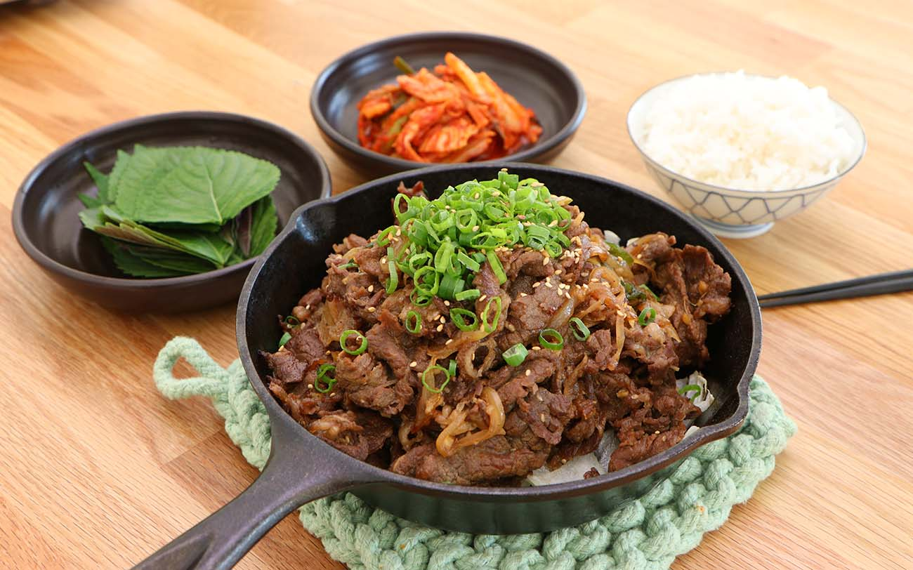 Beef Bulgogi Recipe Video Seonkyoung Longest