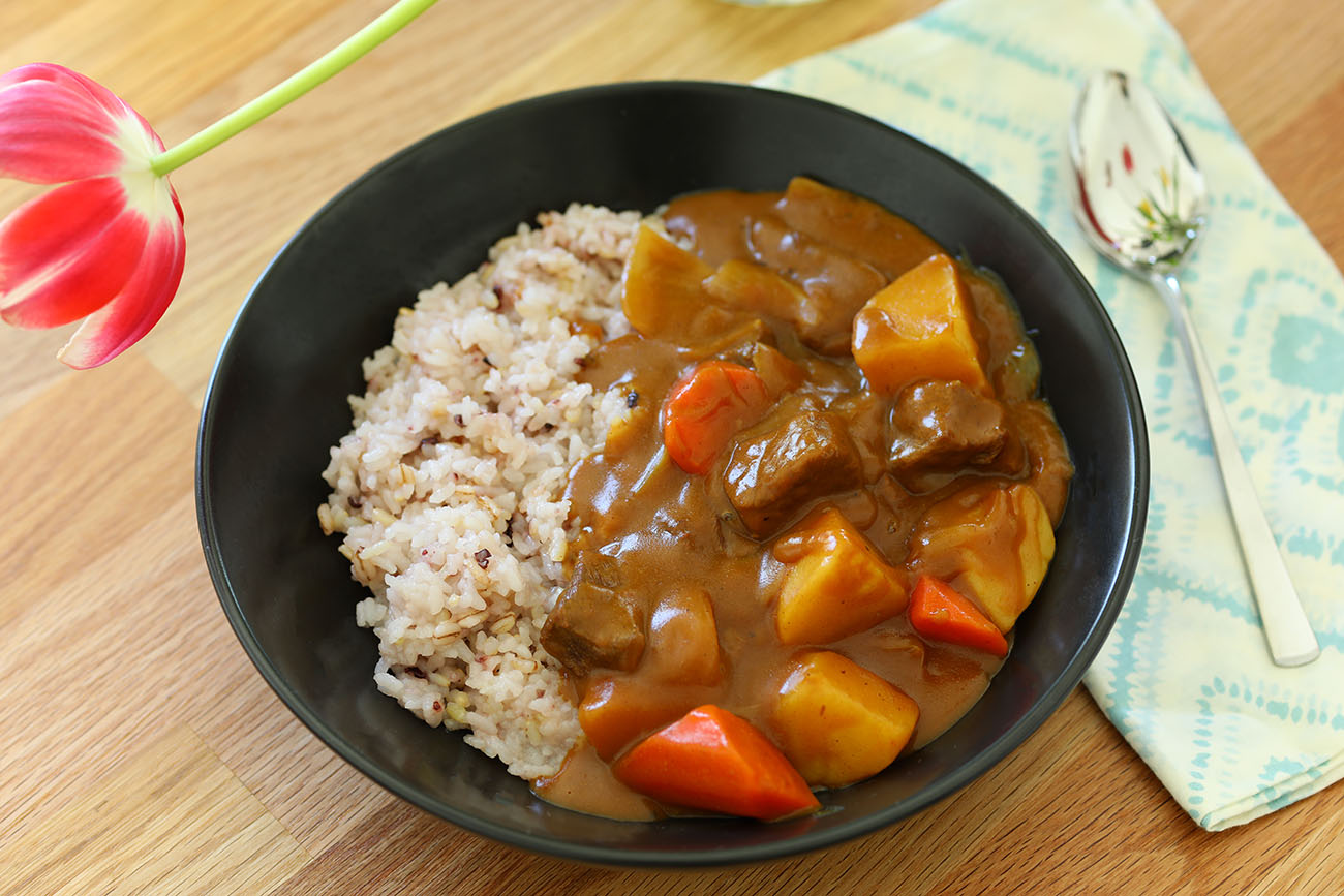 Simple Beef Curry Recipe Video Seonkyoung Longest