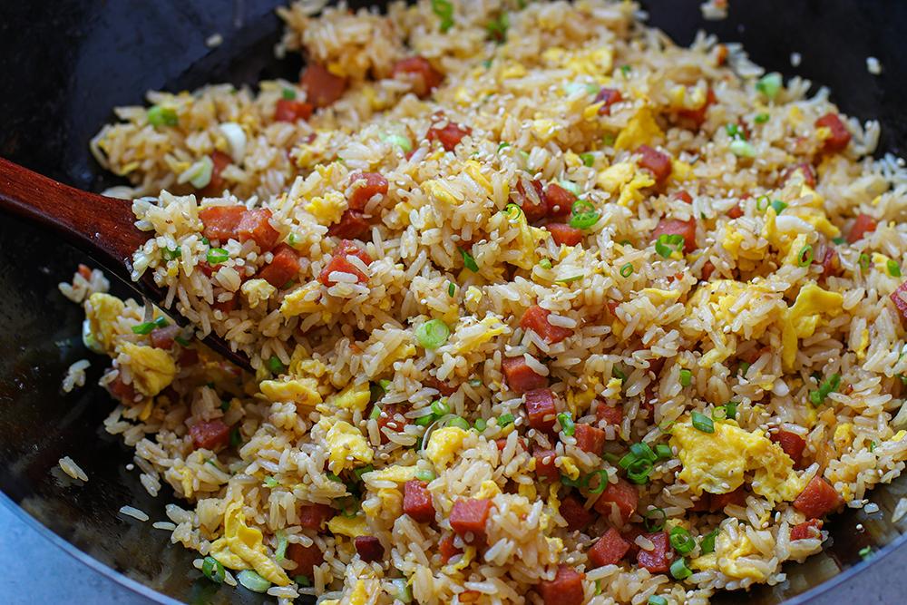 The Best Spam Fried Rice Recipe Video Seonkyoung Longest