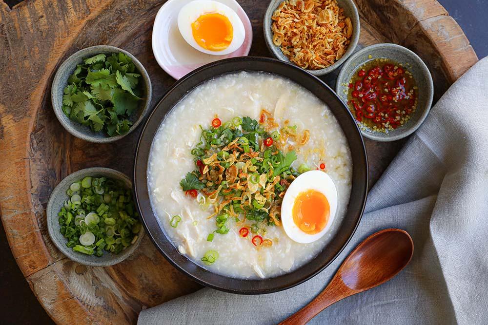 Chicken Porridge Recipe Video Seonkyoung Longest