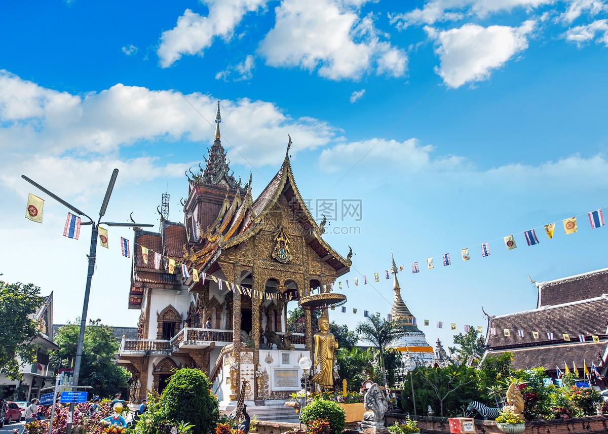 泰國清邁高清圖片下載-正版圖片500117427-攝圖網