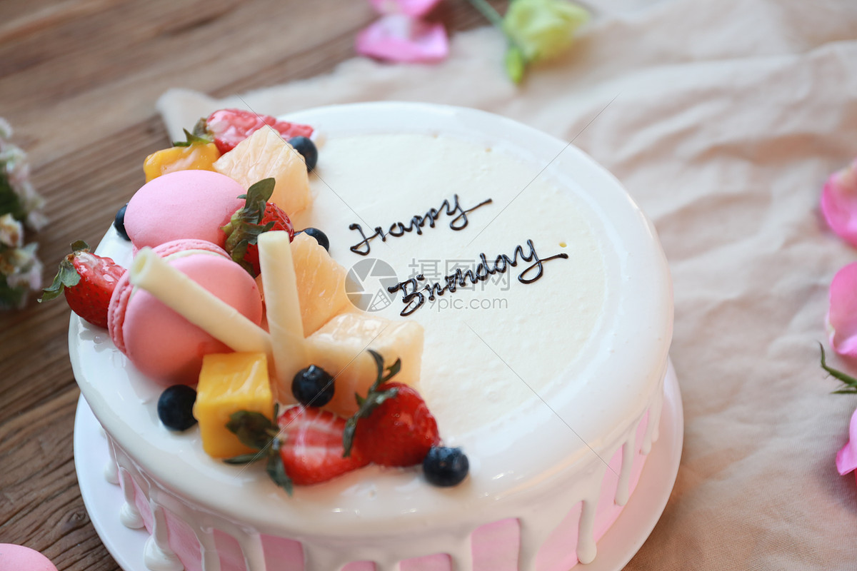 生日蛋糕圖片素材_免費下載_jpg圖片格式_VRF高清圖片500654083_攝圖網