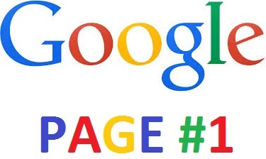 plumber seo- page one google