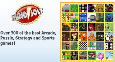Facebook Фейсбук игра - mindjolt games
