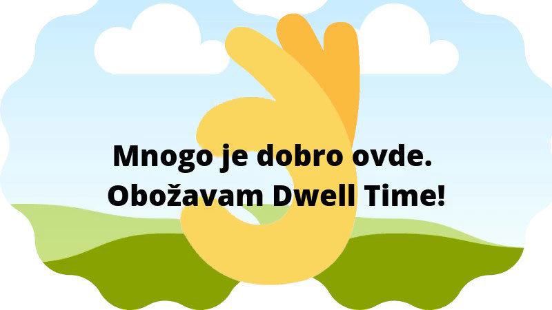 SEO trendovi 2020. Dwell Time