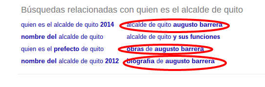 Búsqueda relacionado por ¿Quién es el alcalde de Quito?