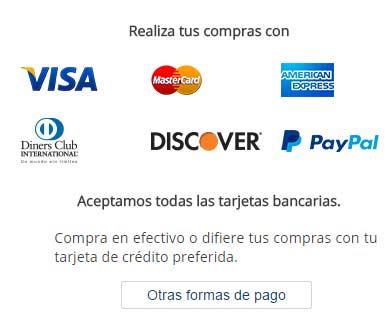 Ecuador: Formas de pago en el comercio electrónico