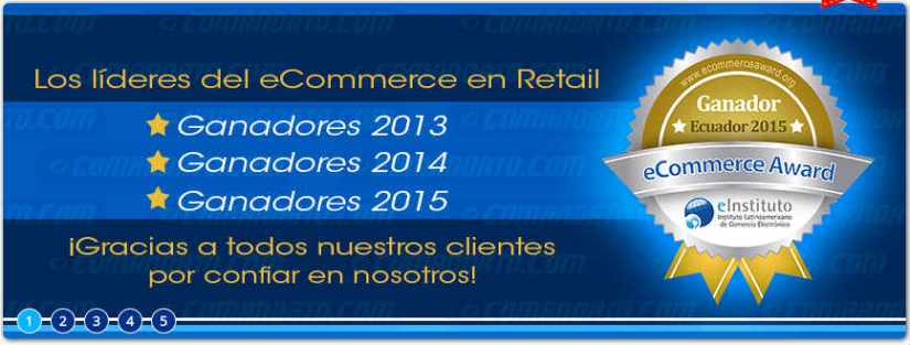 ecommerce awards Comandato