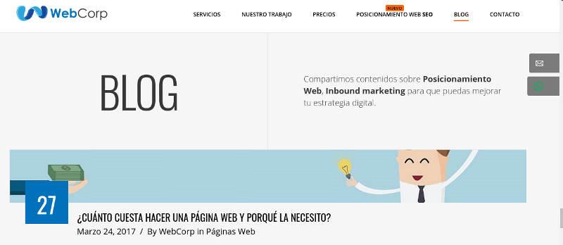 Web Corp.