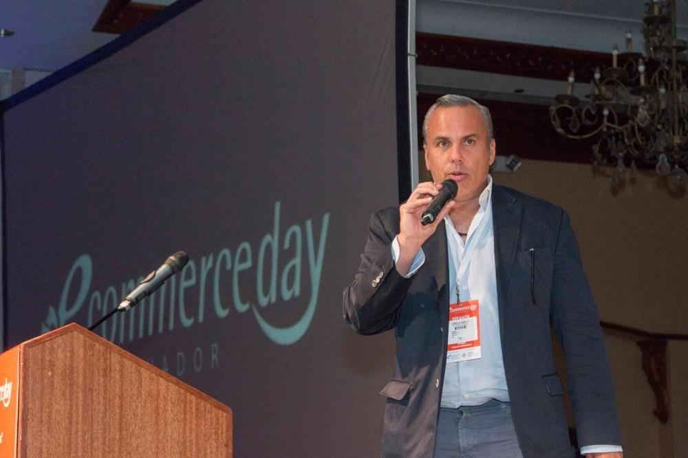 Leonardo Ottati, Director de la Cámara Ecuatoriana de Coméricio Electrónico.