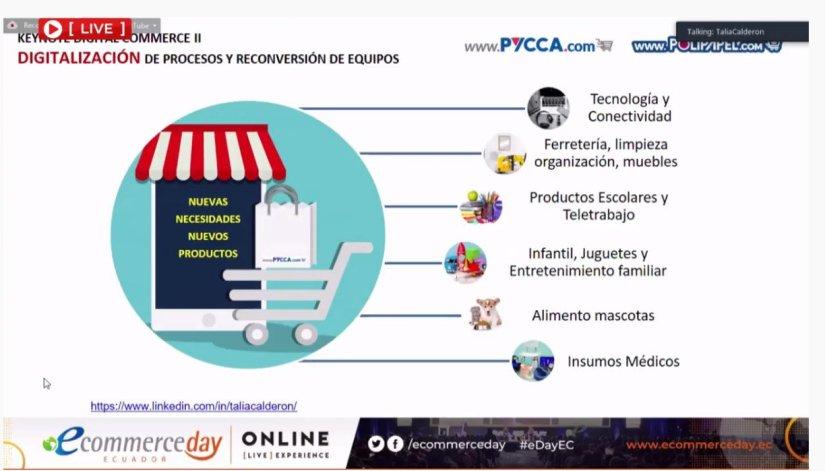 Pycca, nuevos productos.