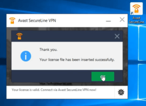 Avast Secureline VPN License File 2020 [Free Activation Code]
