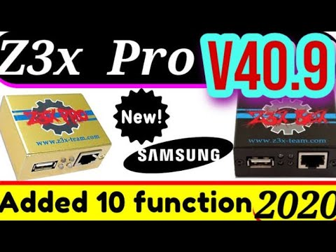 Z3X Samsung Tool Pro Crack + No Card Needed Direct Loader