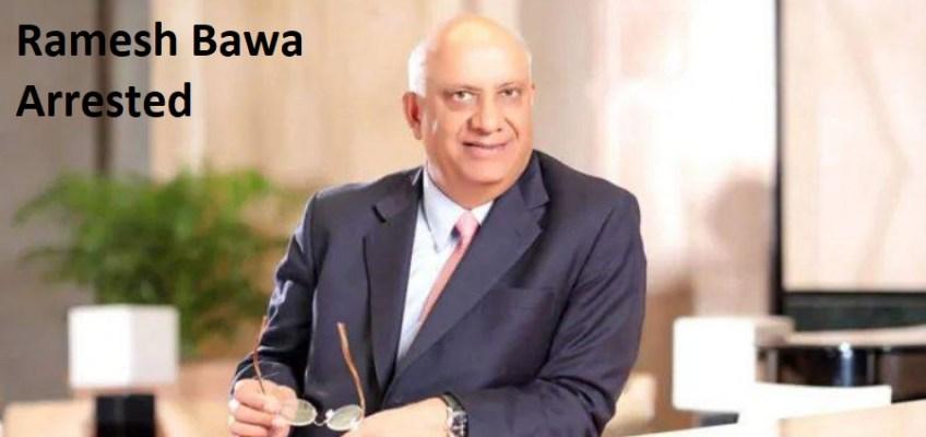 Ramesh Bawa Arrested