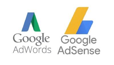 الفرق بين Google AdWords و Google AdSense