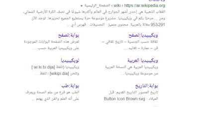 اهمية خريطة الموقع HTML