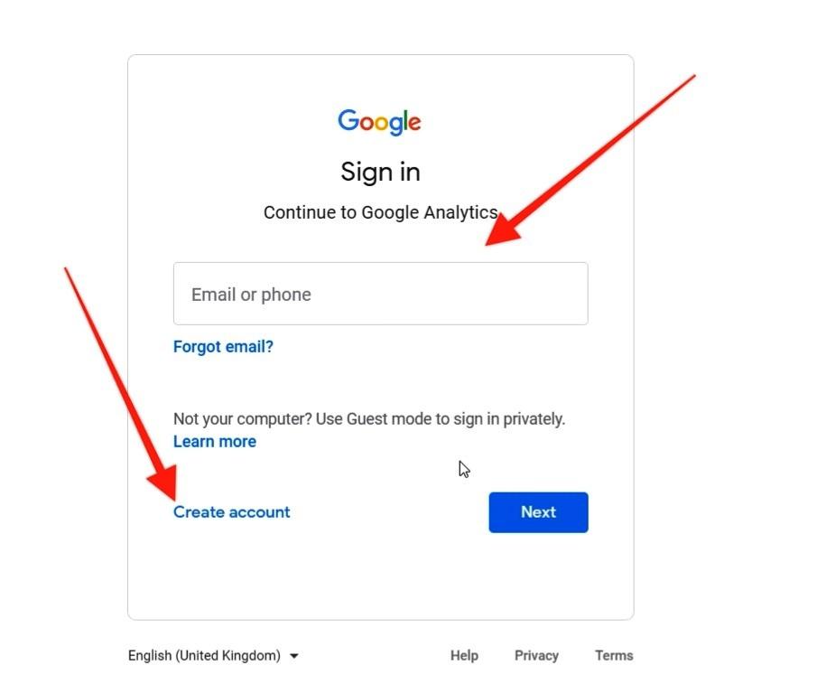 شرح جوجل أناليتكس