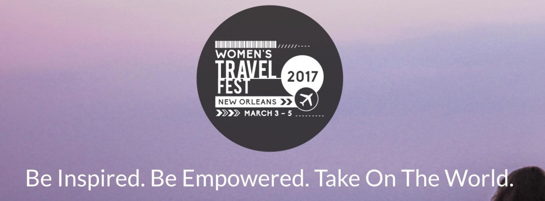 womens travel fest