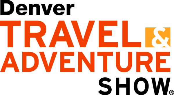 Denver Travel & Adventure Show Logo