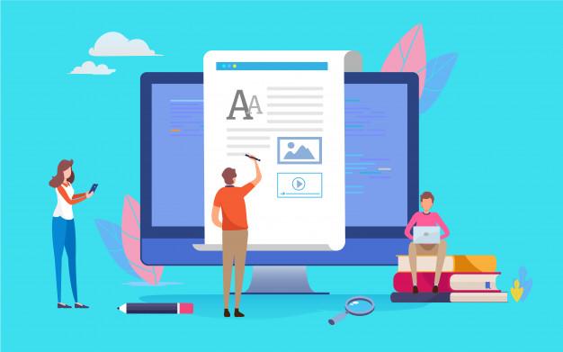 criar um blog gratis