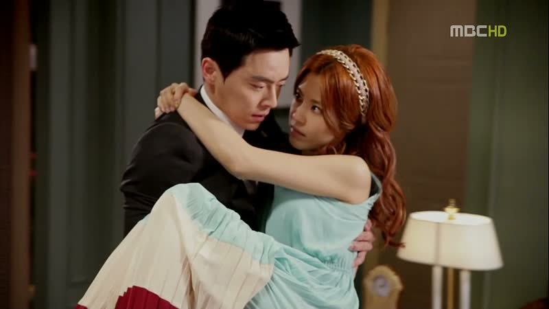 Eun Shi Kyung and Princess Jae Shin
