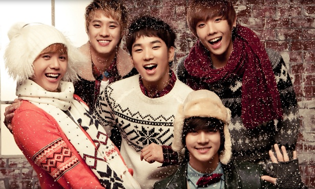 Image result for kpop  christmas images