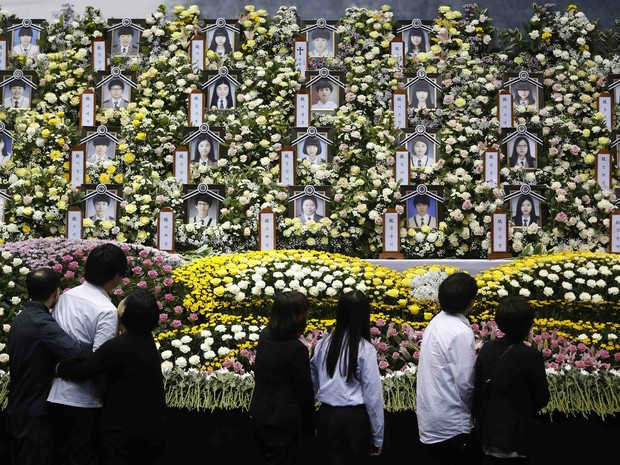 The Sunday Social, 4/16: Remembering Sewol