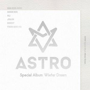 Astro Celebrates Winter in a Winter Dream