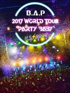 B.A.P Brings Party Baby to Atlanta