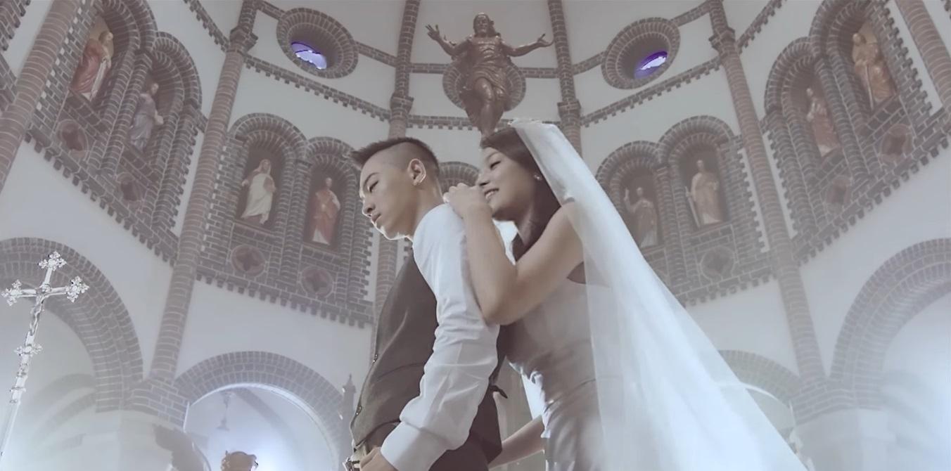 Tab Wedding Dress Taeyang