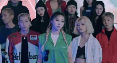 Minzy Comes Out Swinging in Ninano