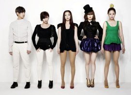 Boy Bands and Girl Groups: Co-ed K-pop