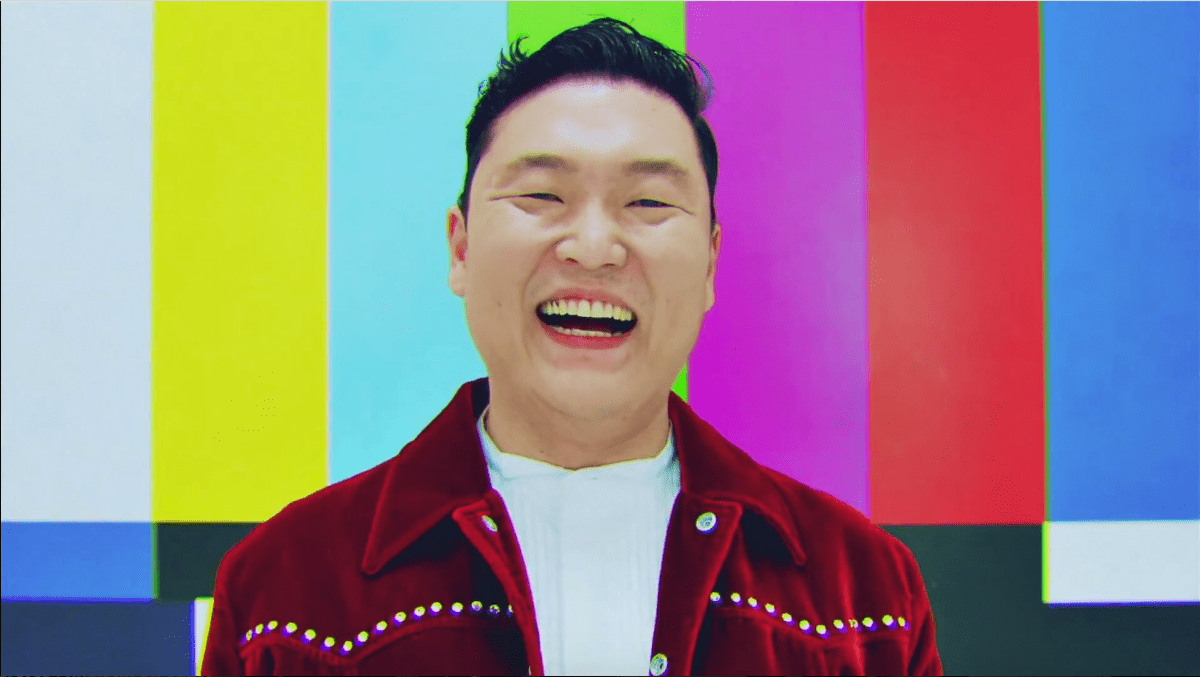 Psy's 4x2=8 is Playful But Introspective