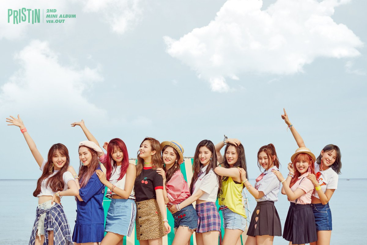 Pristin Give Whiplash In Schxxl Out