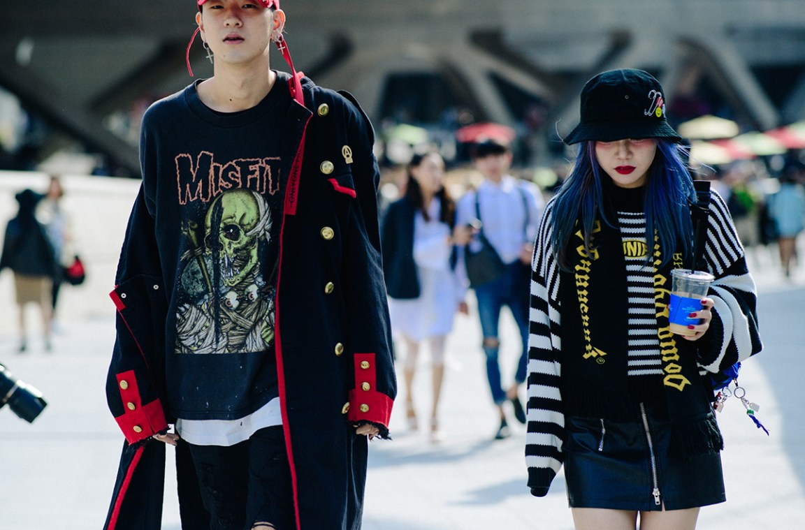 For Your Viewing Pleasure Seoul Fashion Week 2018
