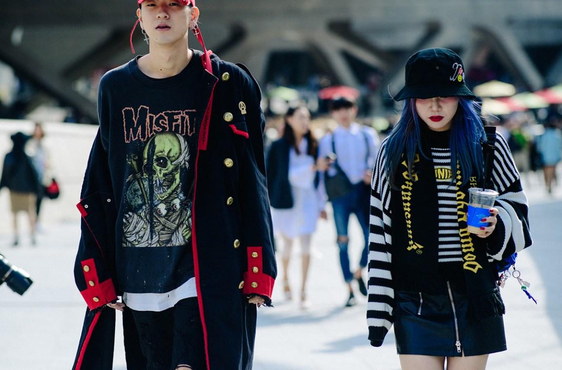For your viewing pleasure seoul fashion week 2018 seoulbeats Fashion street style korea