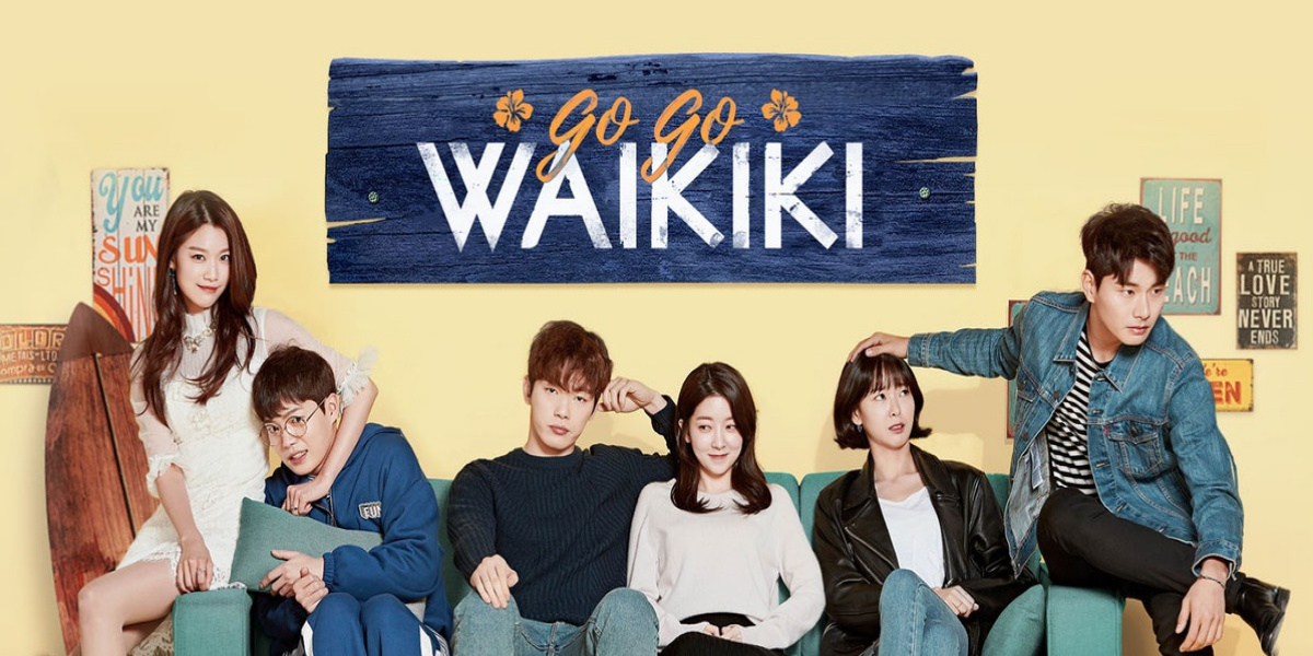 Son Seung Won: Welcome To Waikiki, Ep. 1-8 : A Series Of Unfortunate Yet