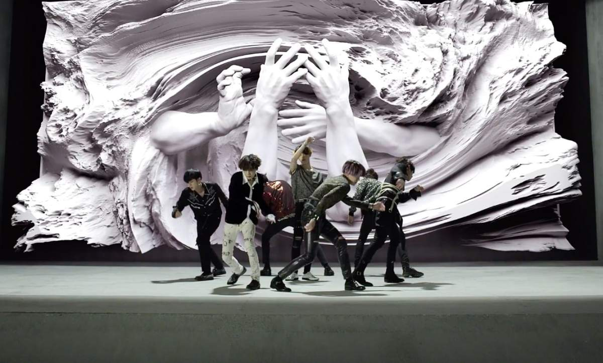 "Where Art Meets Life: BTS Establish Their Identity with ""Fake Love"""