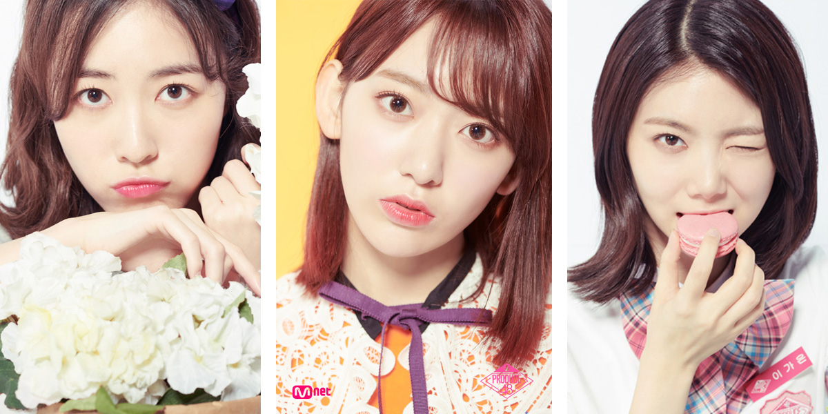 Produce 48: The Magic of the Crossover