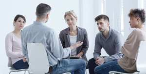 Group Therapy for group support