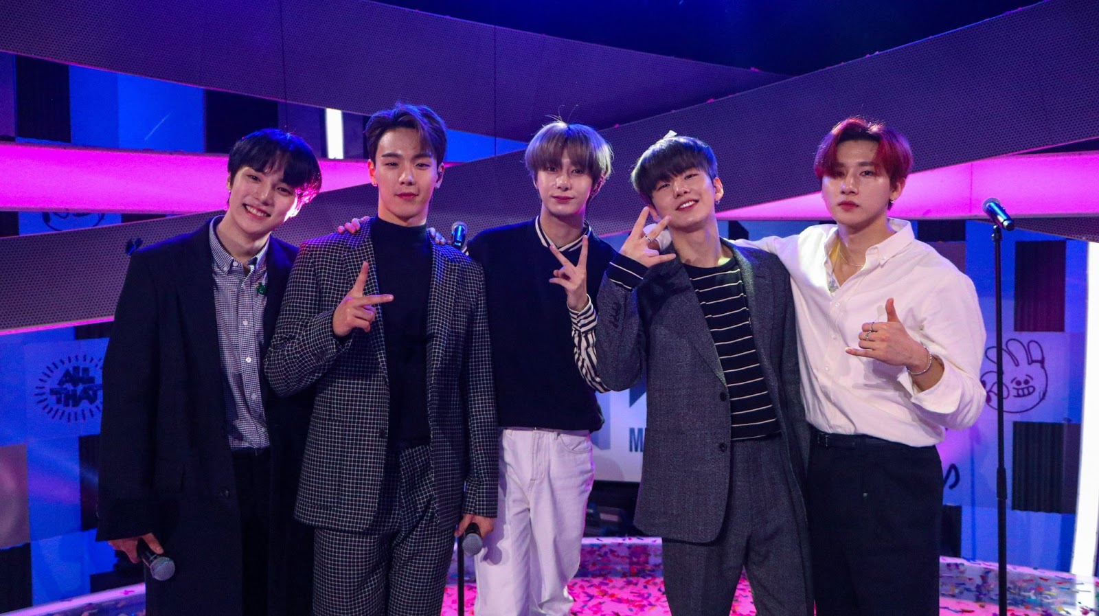 """MONSTA X To Feature On Nickelodeon's """"All That"""" Series"""