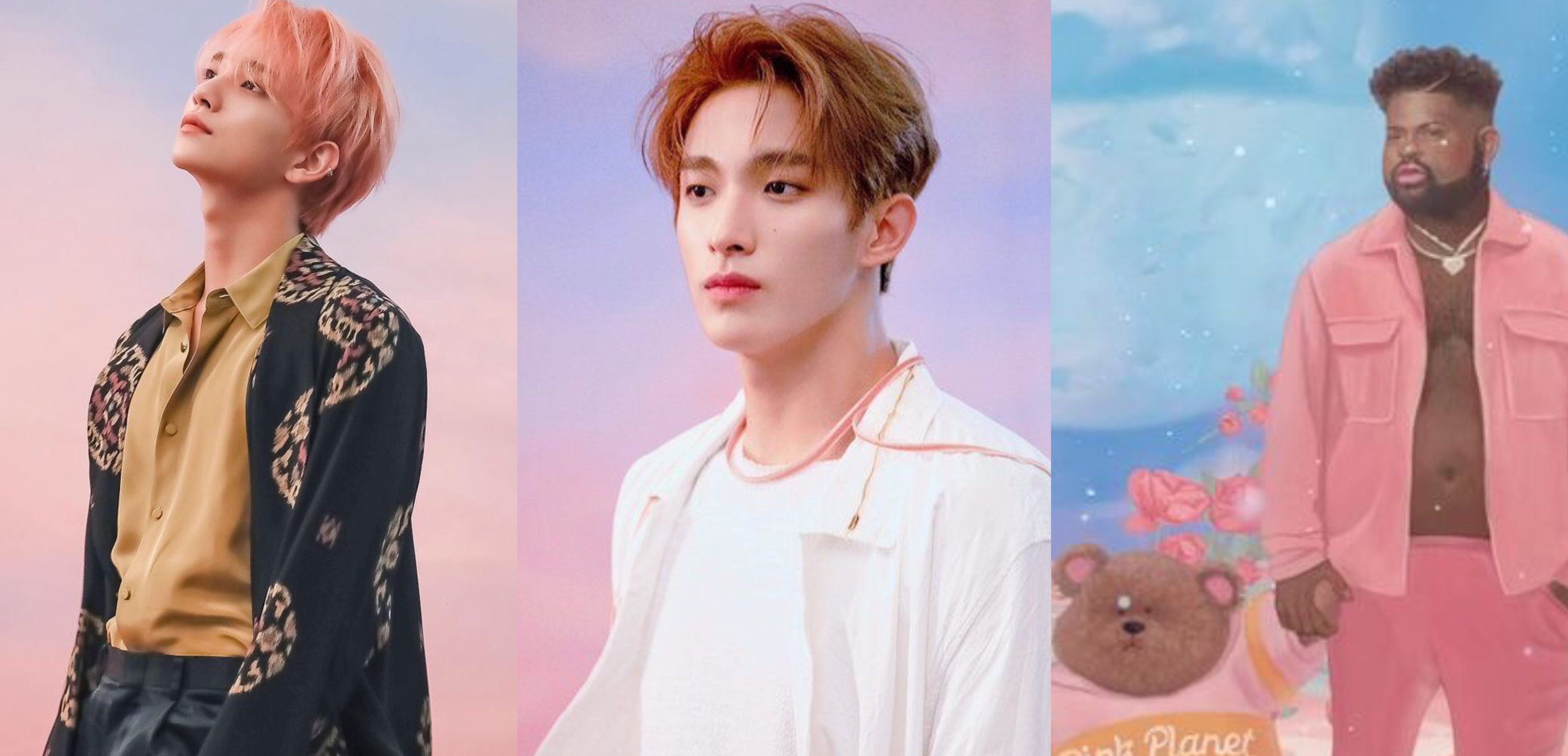 """SEVENTEEN's Joshua And DK To Feature In A Remix Version Of Pink Sweat$'s """"17"""""""