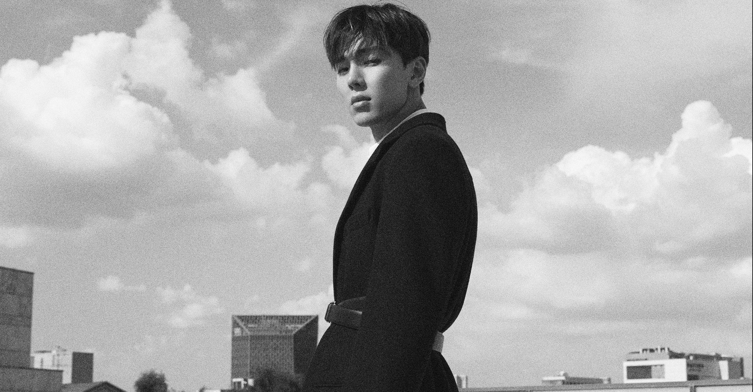 MONSTA X's Shownu Personifies Power In The Latest Pictorial For Dazed Korea